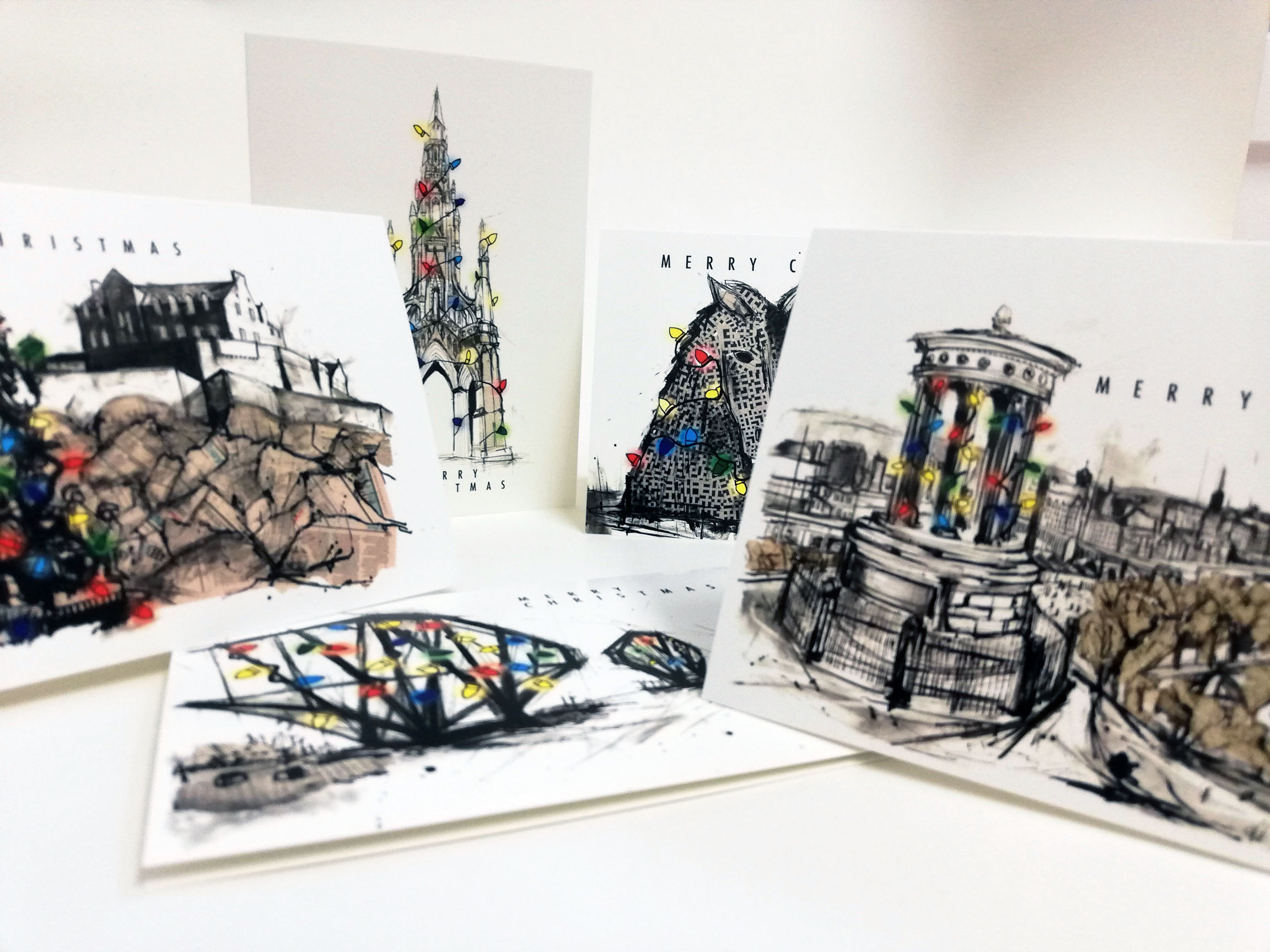 Christmas Card Pack of 5