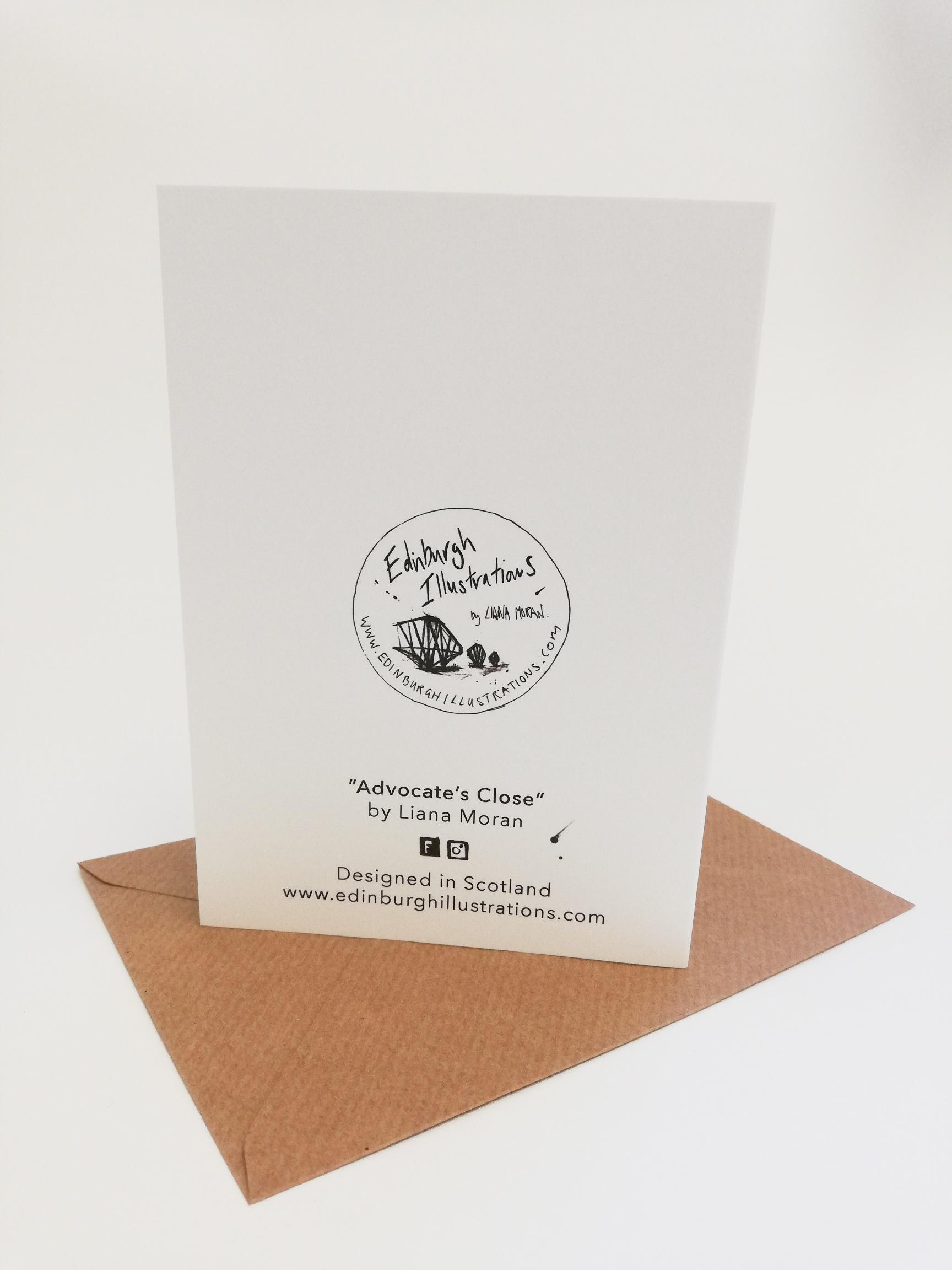 Advocates Close card
