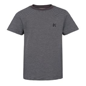 Drenge T-shirt med striber