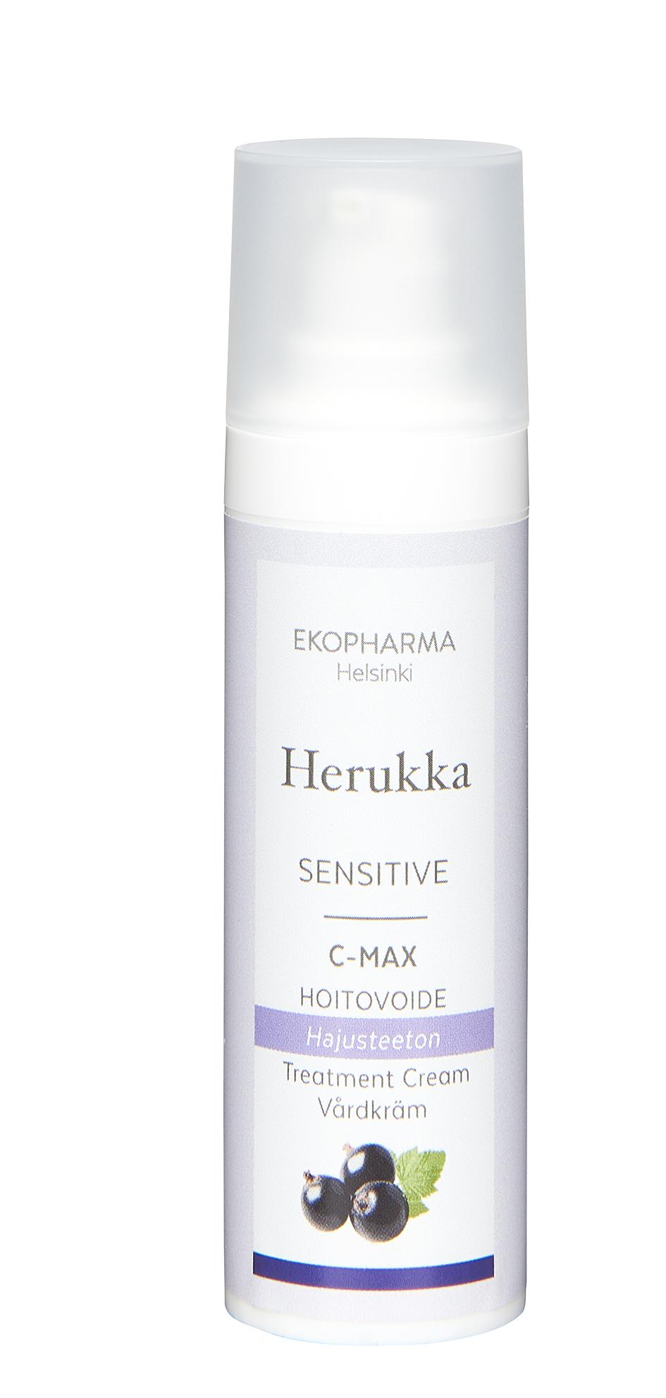 Herukka C-Max Hoitovoide 30ml (hajusteeton)