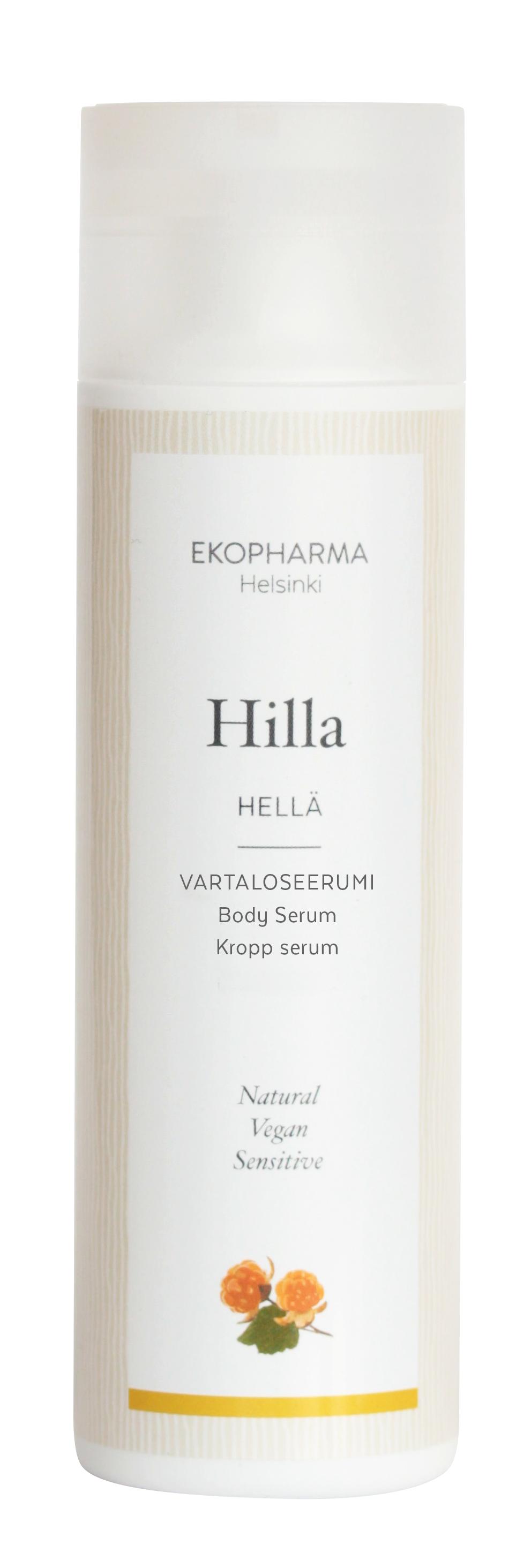 Hilla Hellä Vartaloseerumi 200ml