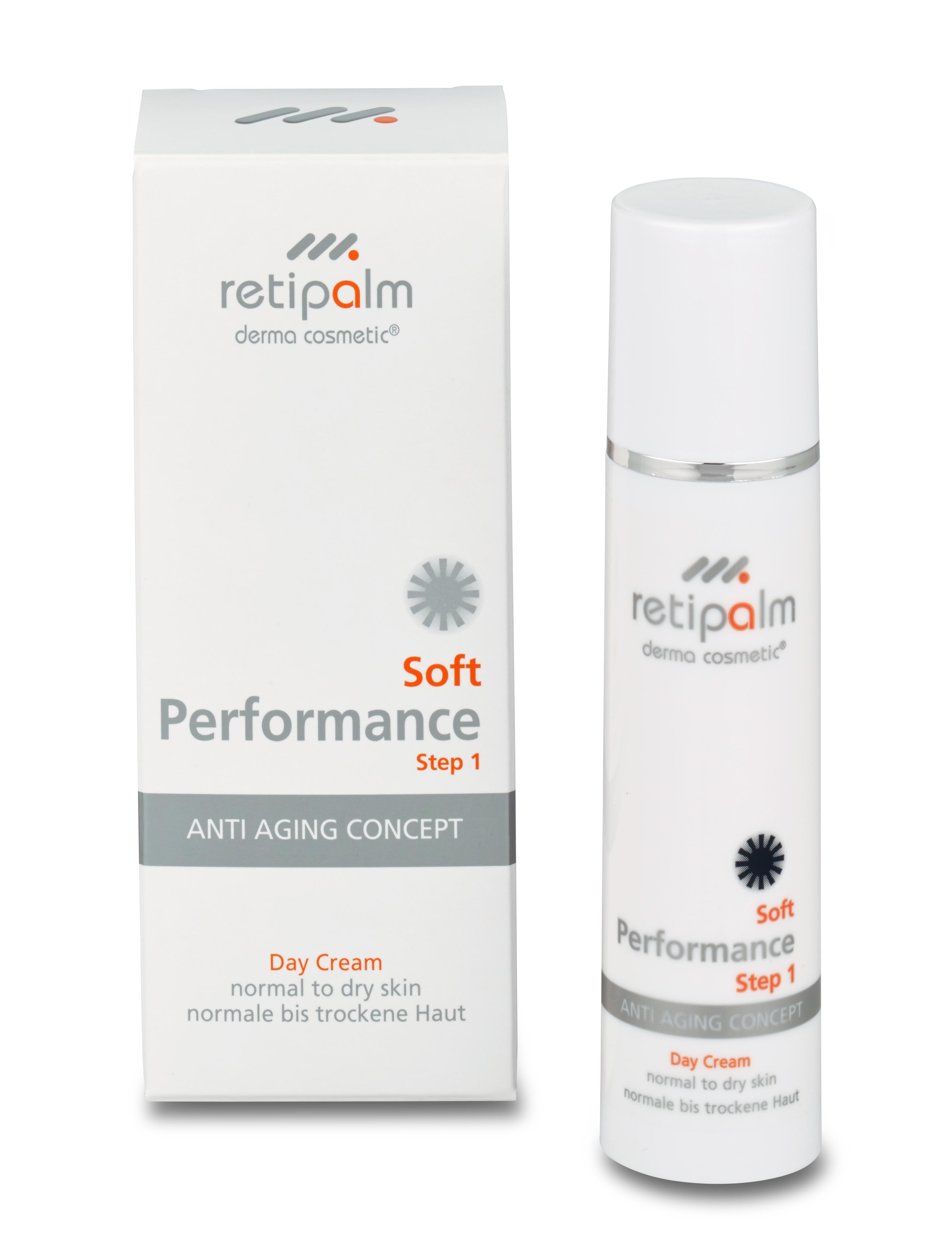 Soft Performance Day Cream Dry 50ml