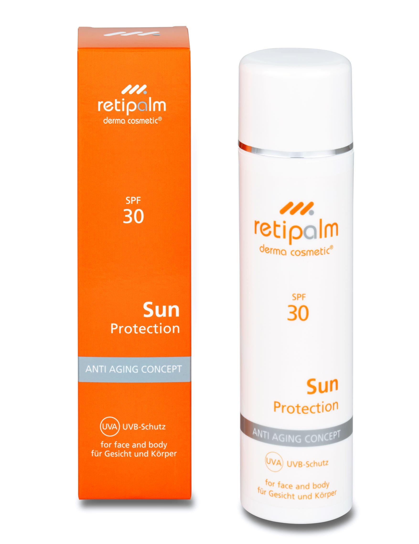 Sun Protection Face & Body SPF30 200ml