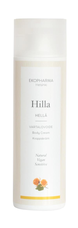 Hilla Hellä -vartalovoide 200ml