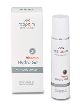 Vitamin Hydro Gel 50ml
