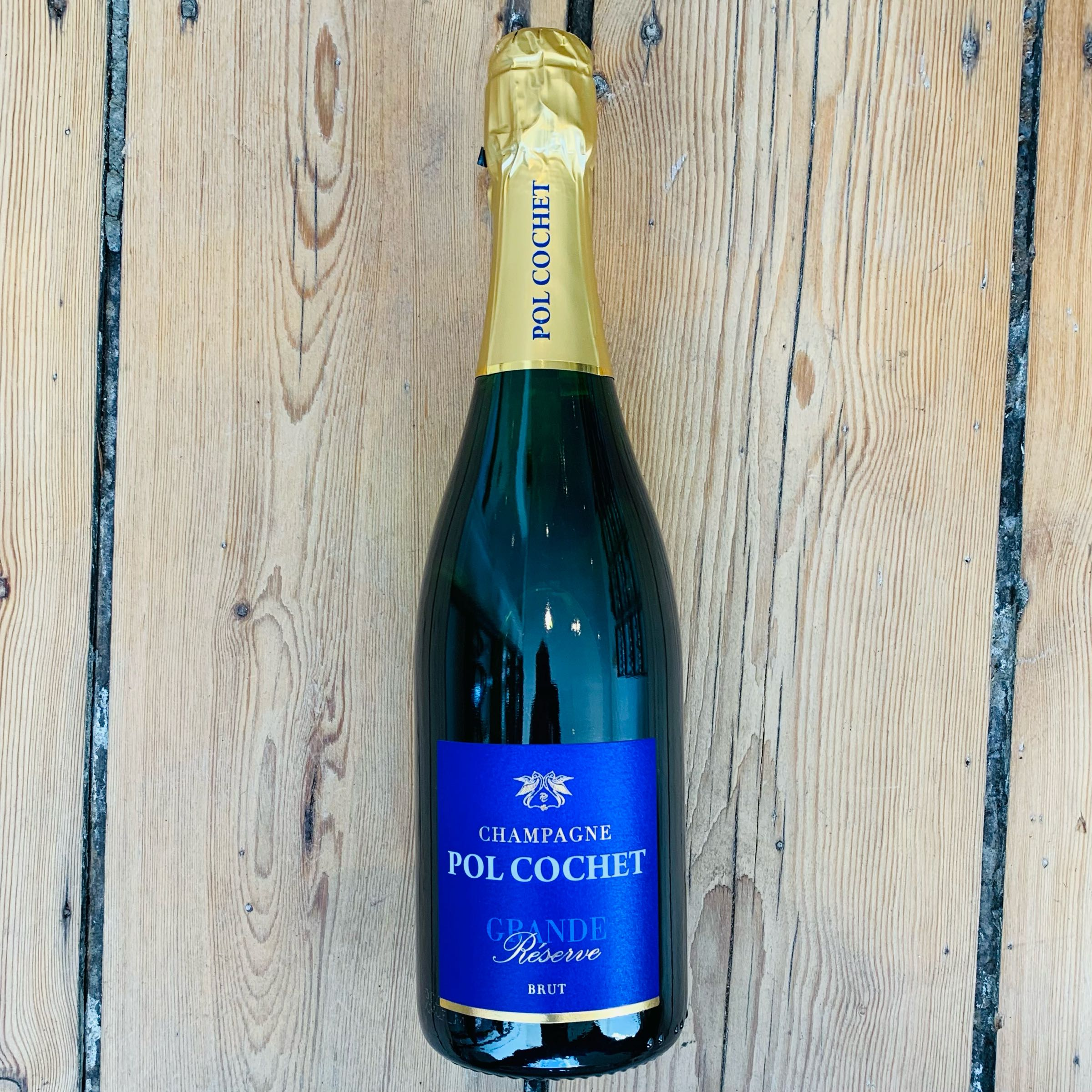 Pol Cochet Grande Réserve Champagne