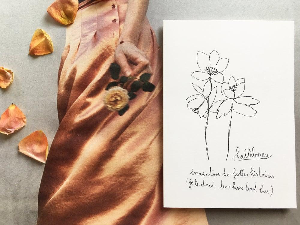 Papillonnage / Hellébore Kort