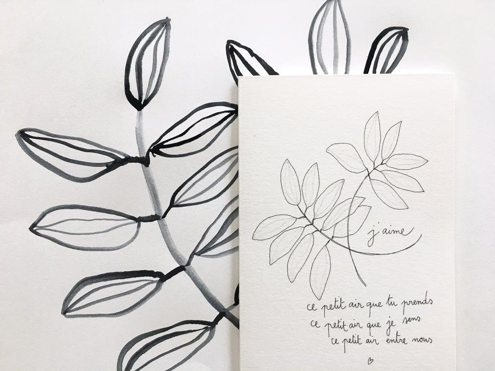 Papillonnage / Ce petit air