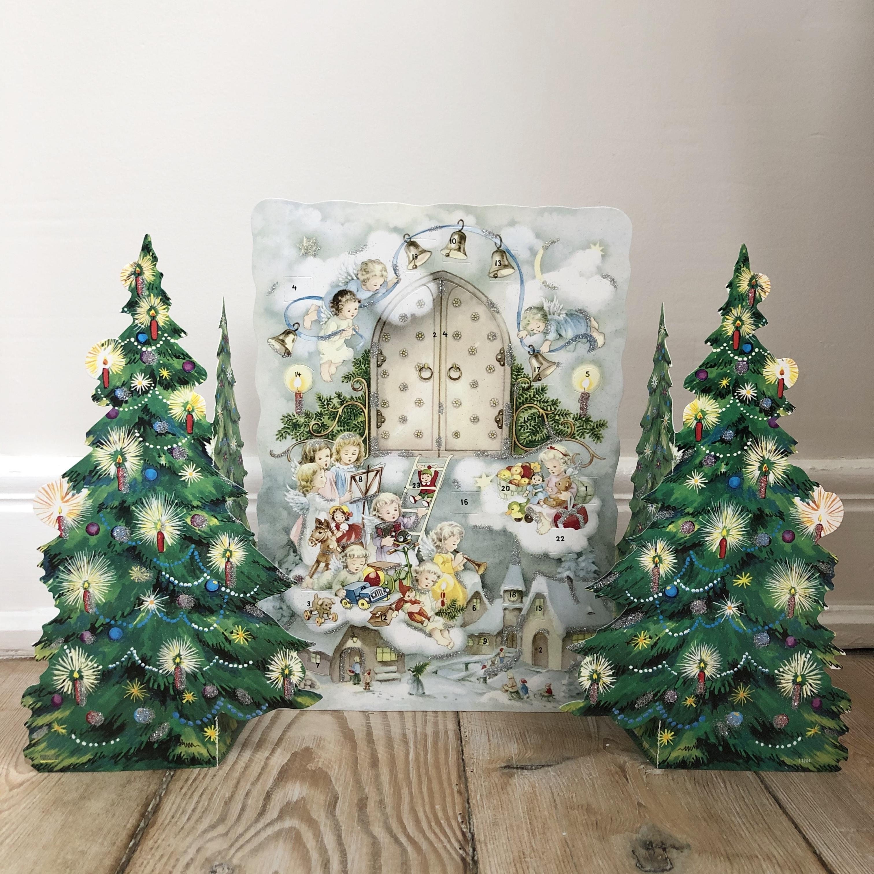 Julekalender Himmelporten