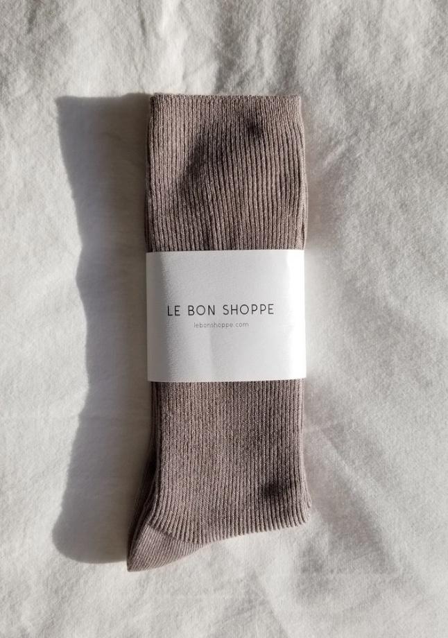 Le Bon Shoppe / Trouser Socks (Trench Coat)