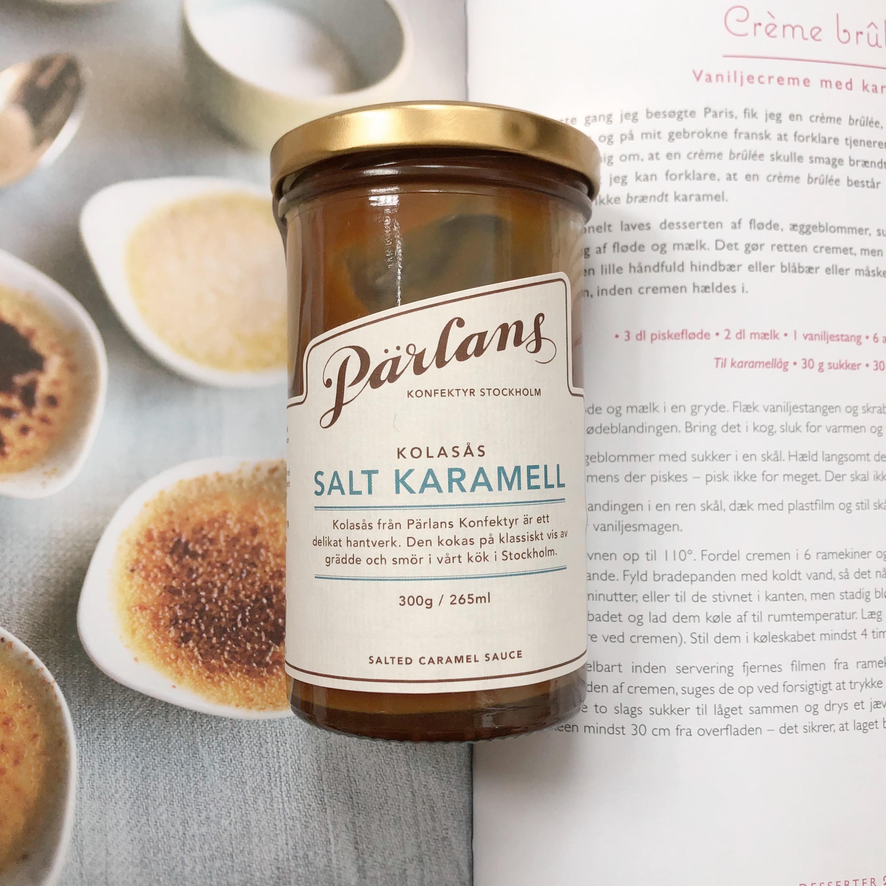 Pärlans Konfektyr / Salted Caramel