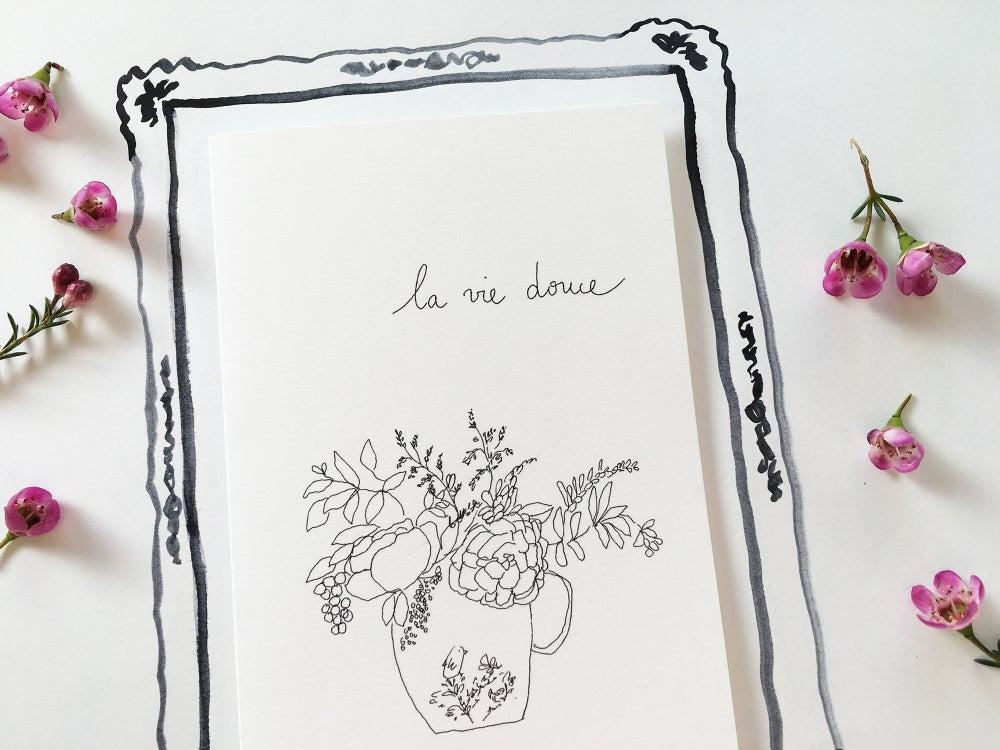 Papillonnage / La vie douce