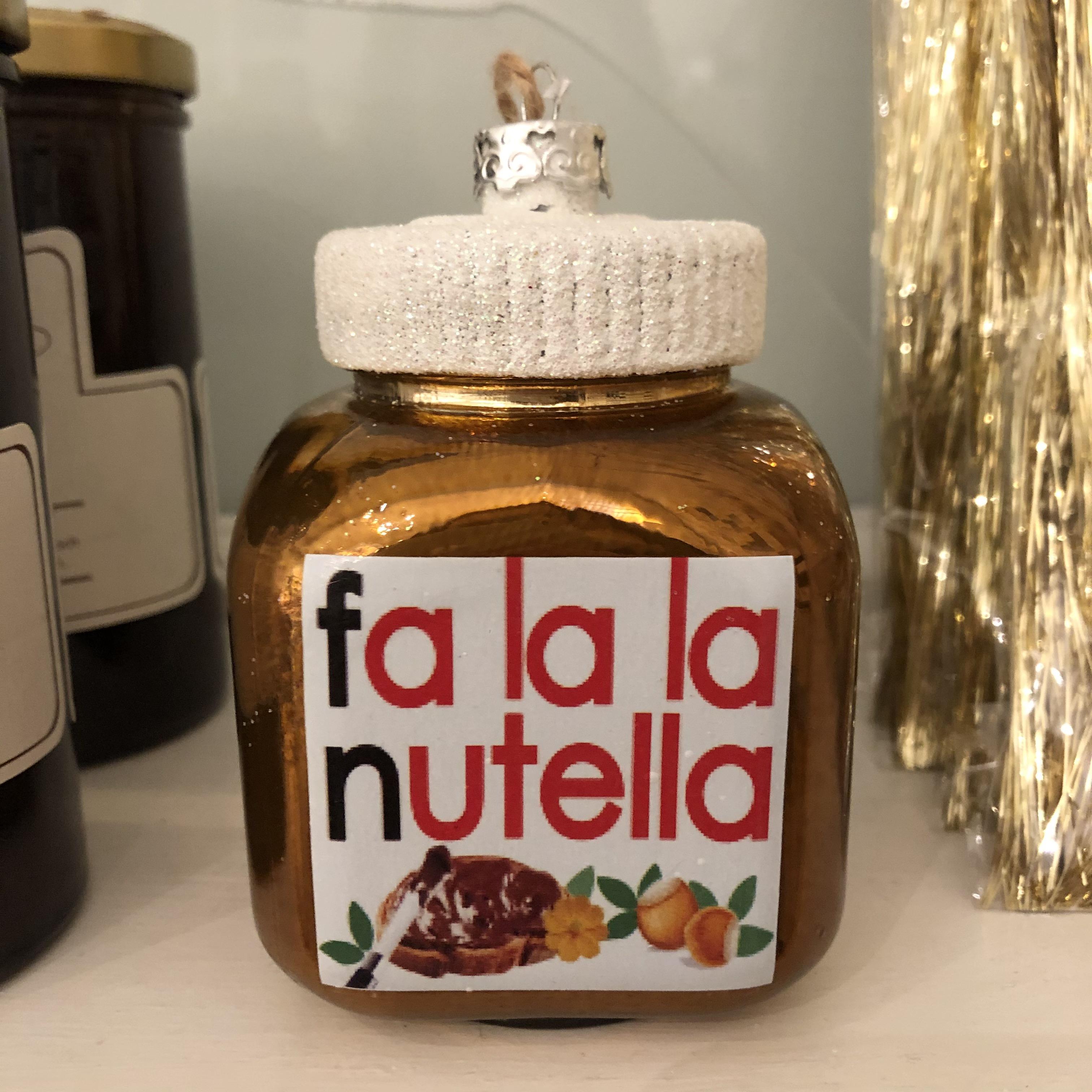 Ophæng / Nutella