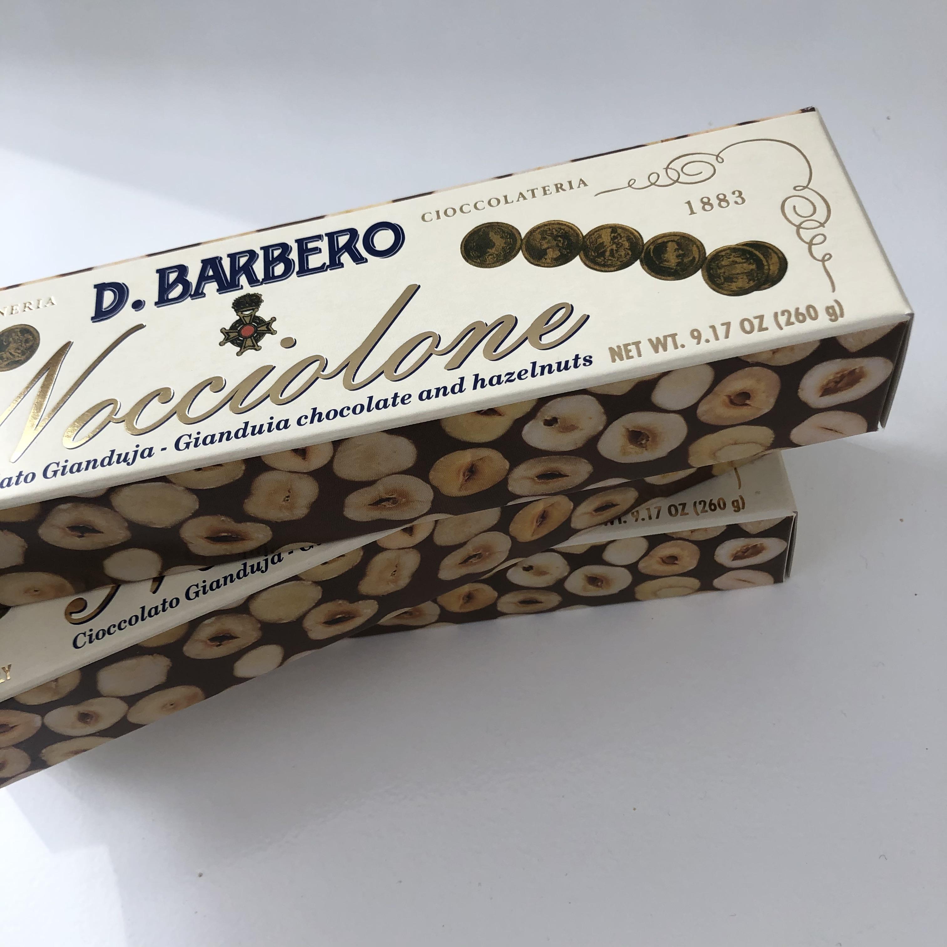 D. Barbero Nocciolone