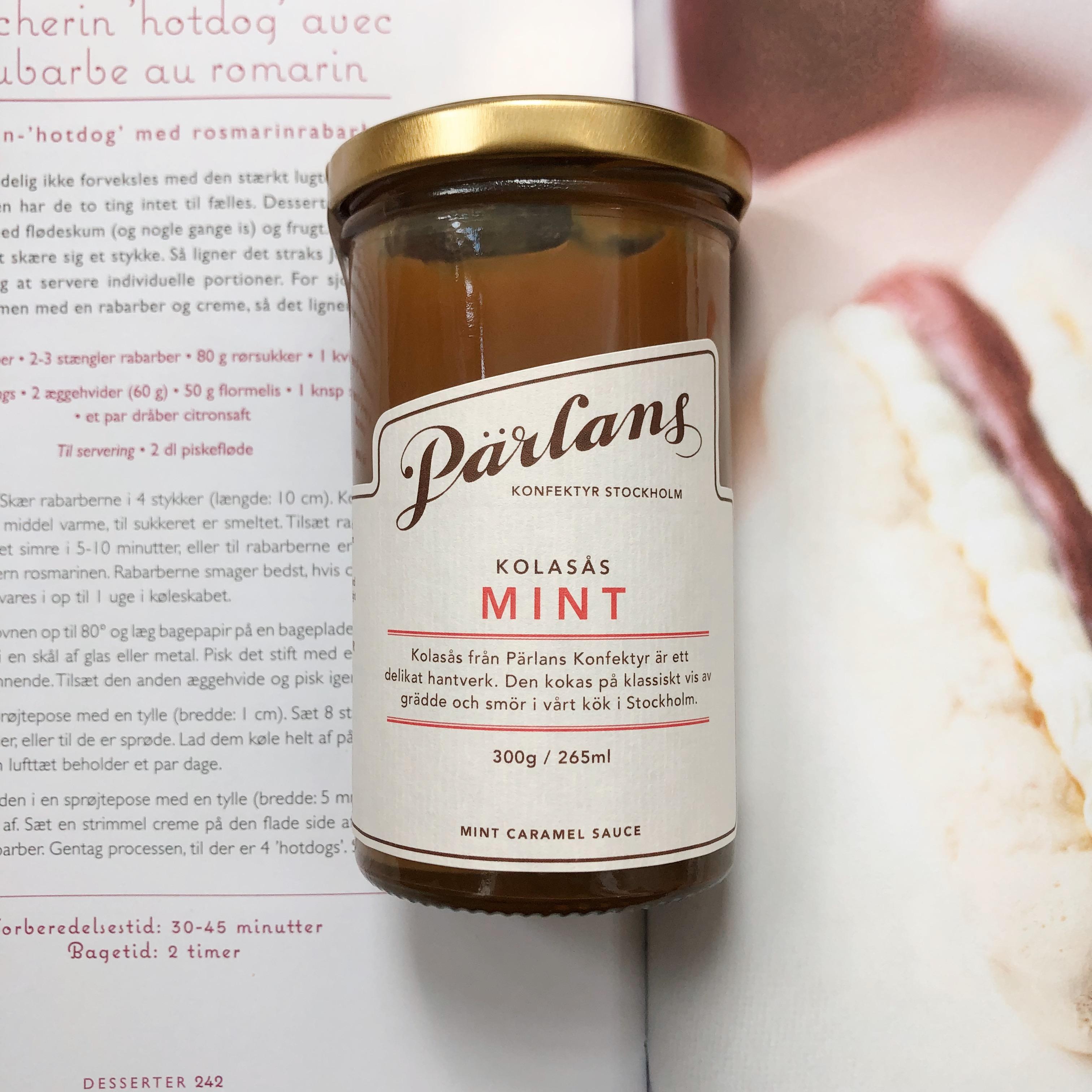 Pärlans Konfektyr / Mint Caramel