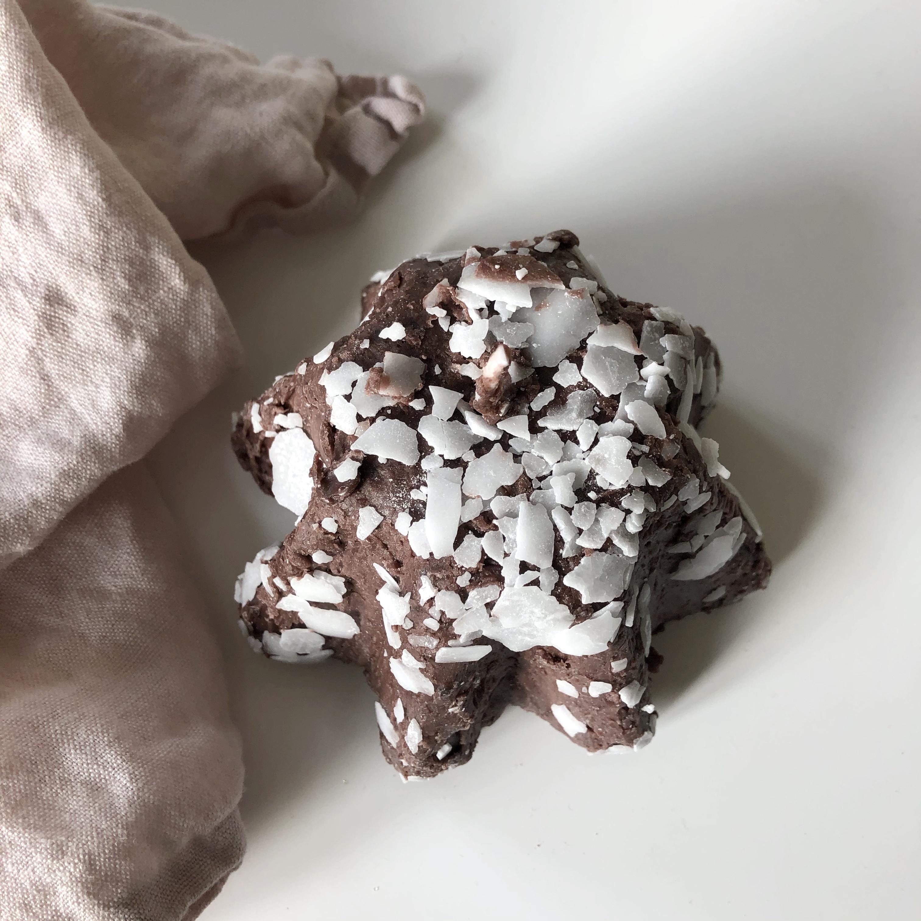 Chokolade Pandoro Kagelys