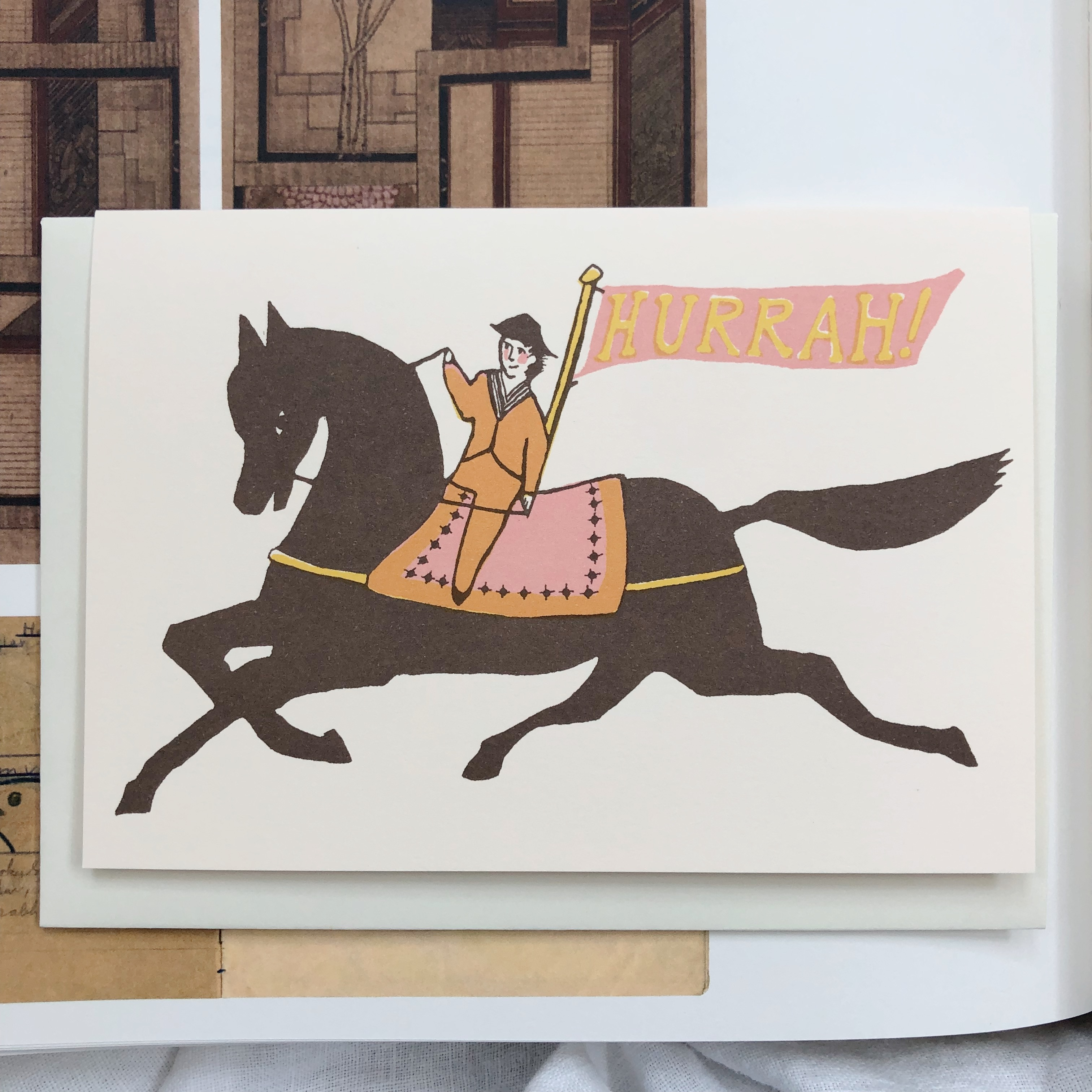 Dark Horse Hurrah