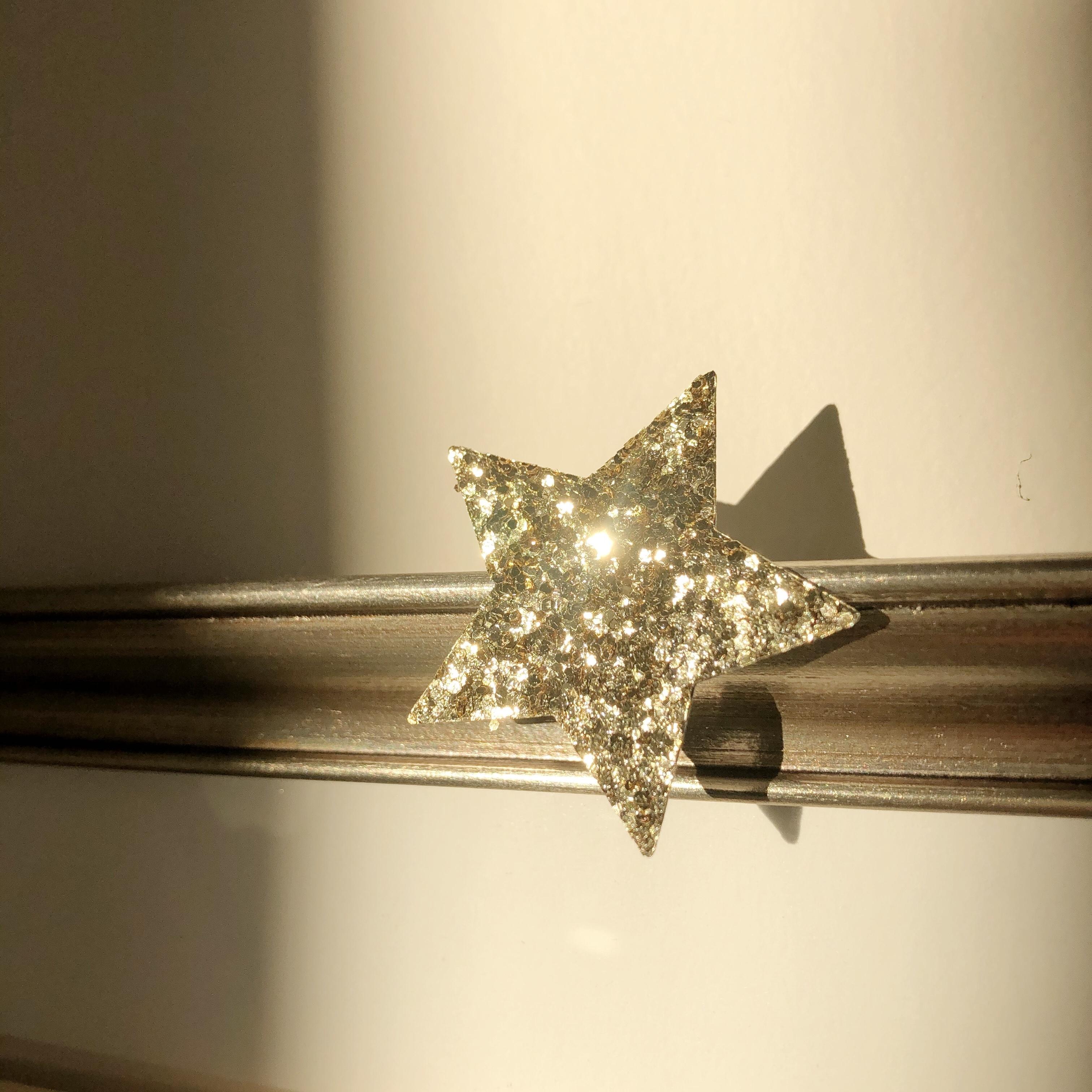 Meri Meri / Glitter Star Stickers