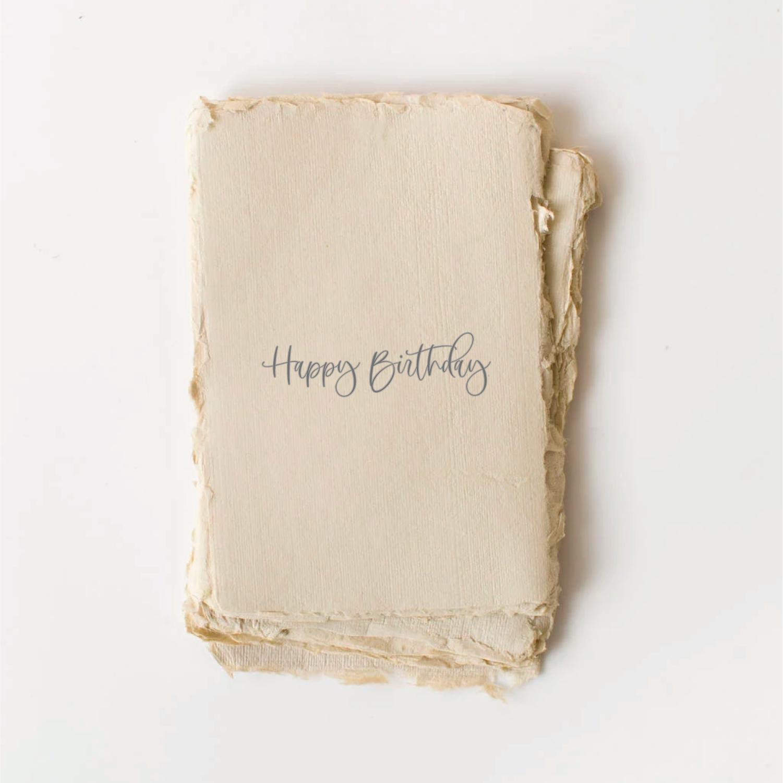 Happy Birthday Kort