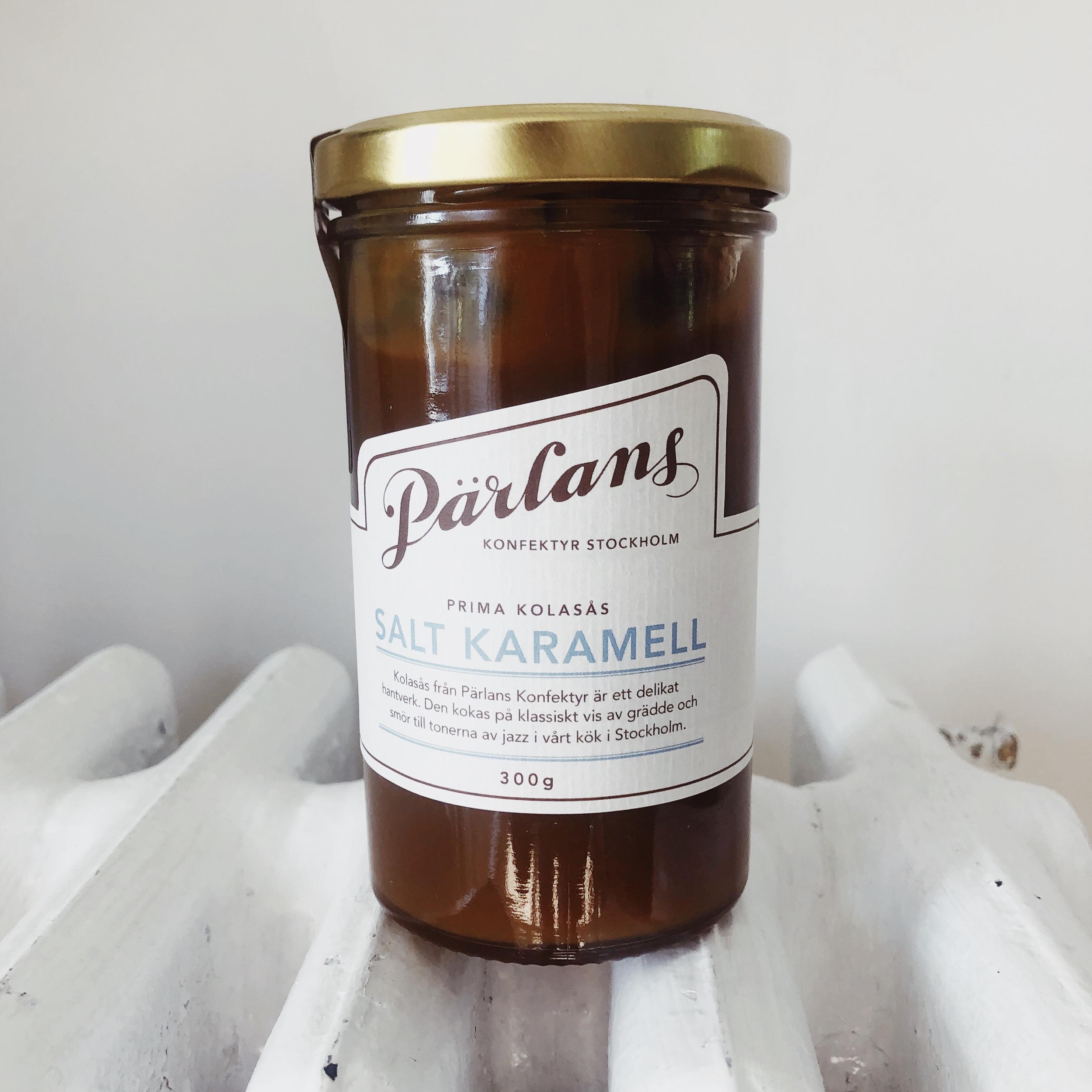 Pärlans Konfektyr / Salt Karamell