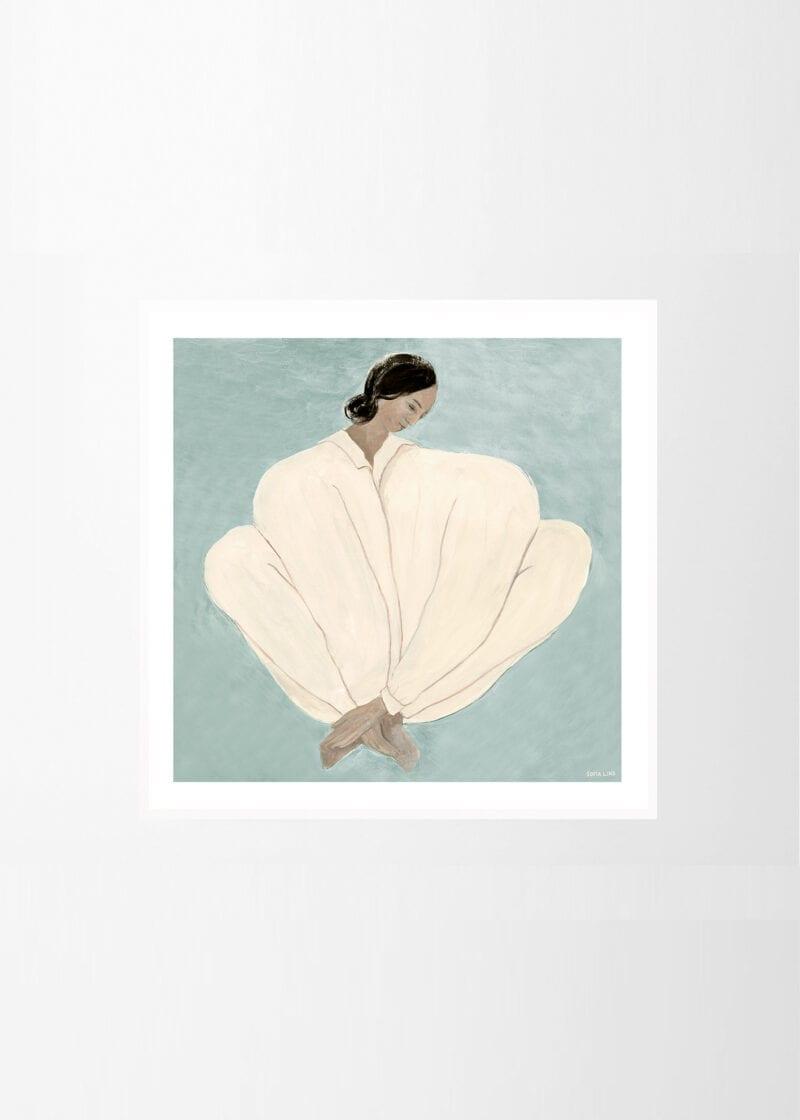 The Poster Club x Sofia Lind / Meet Me at Jaurés