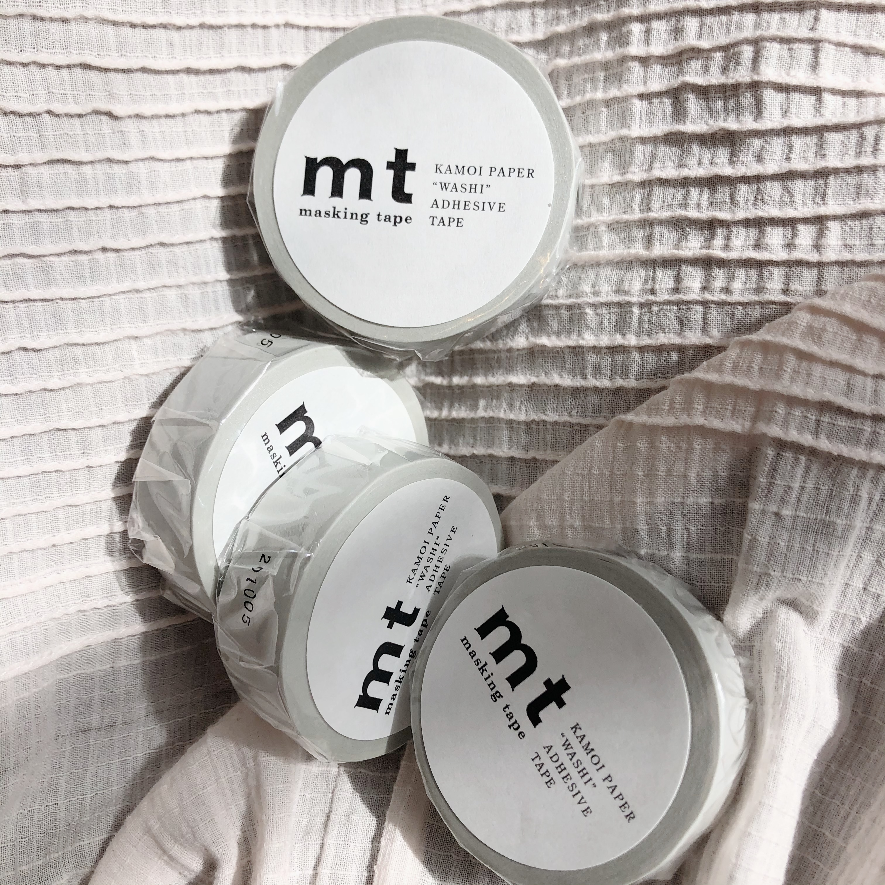 mt Masking Tape / Pastel Grey