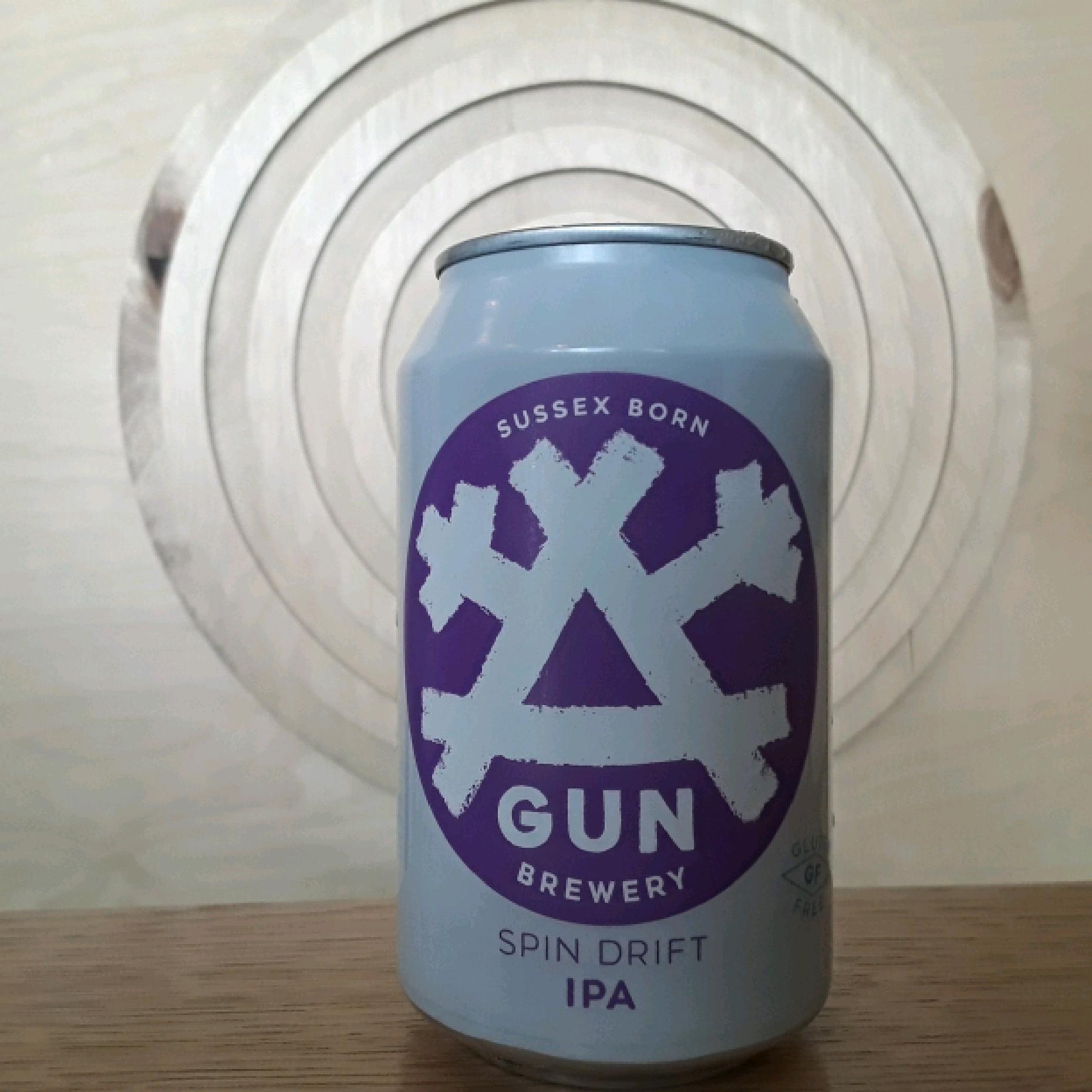 Gun Brewery | Spin Drift | IPA