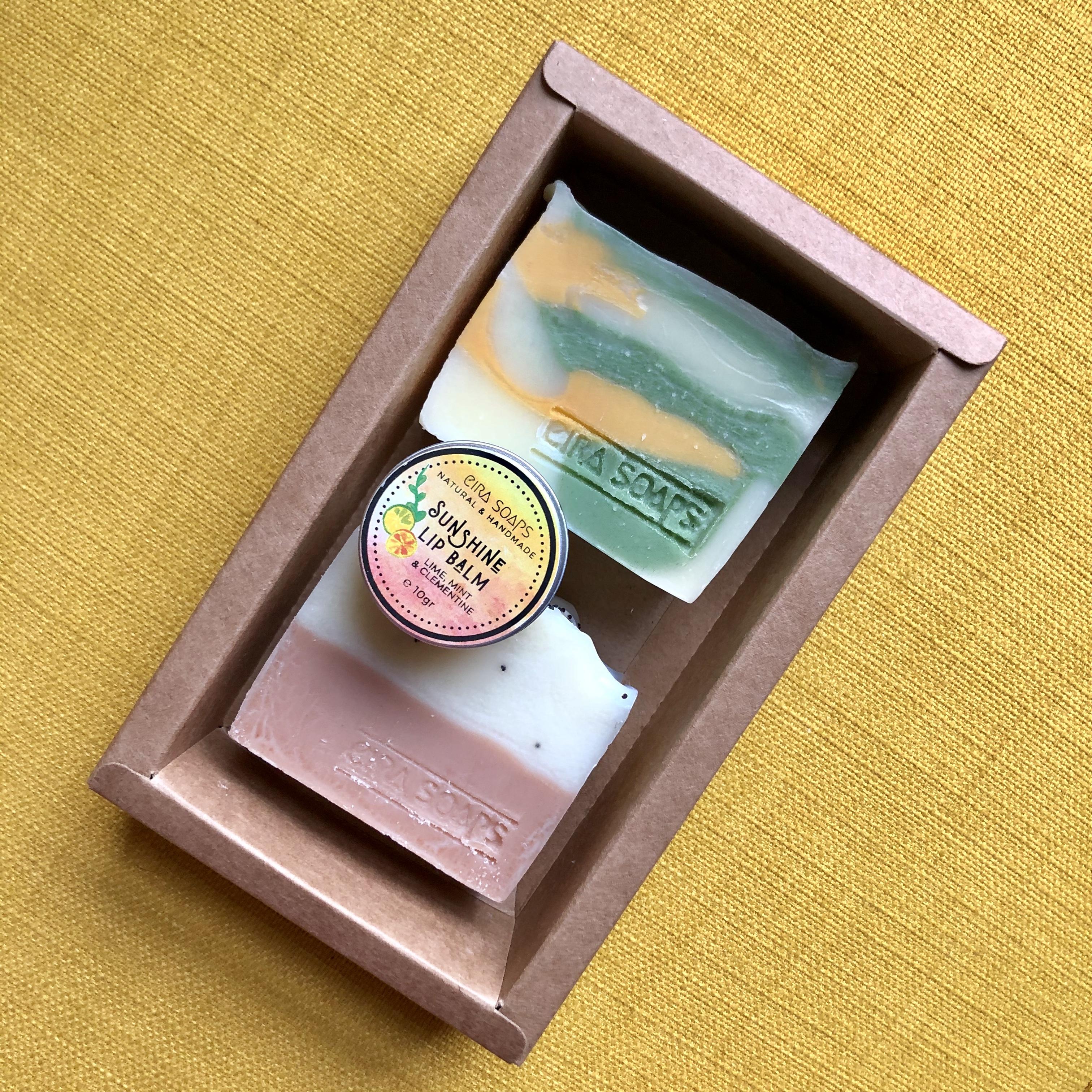 Eira Soaps Gift Box - Happy Box