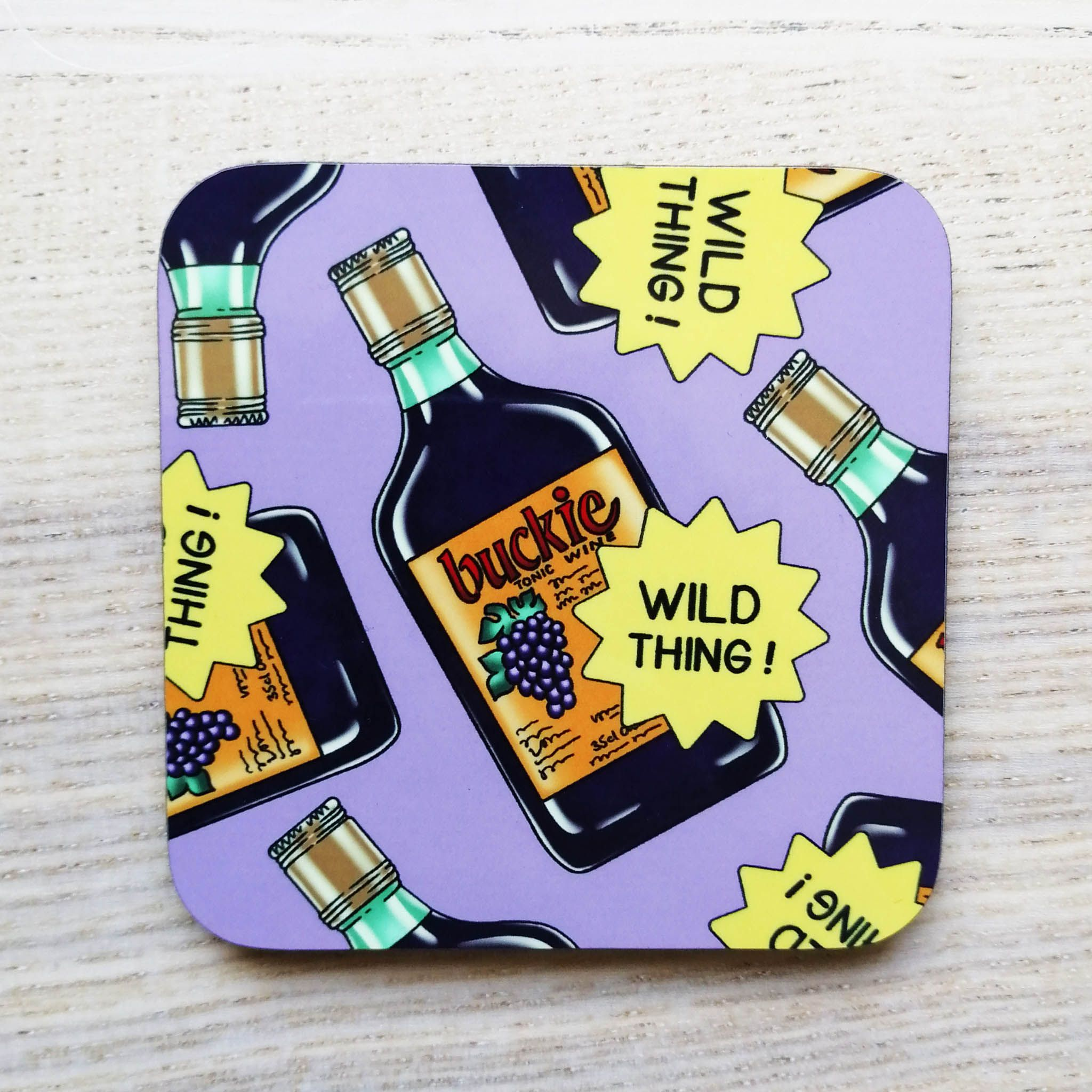 Cheryl Jones Designs Buckie Coaster