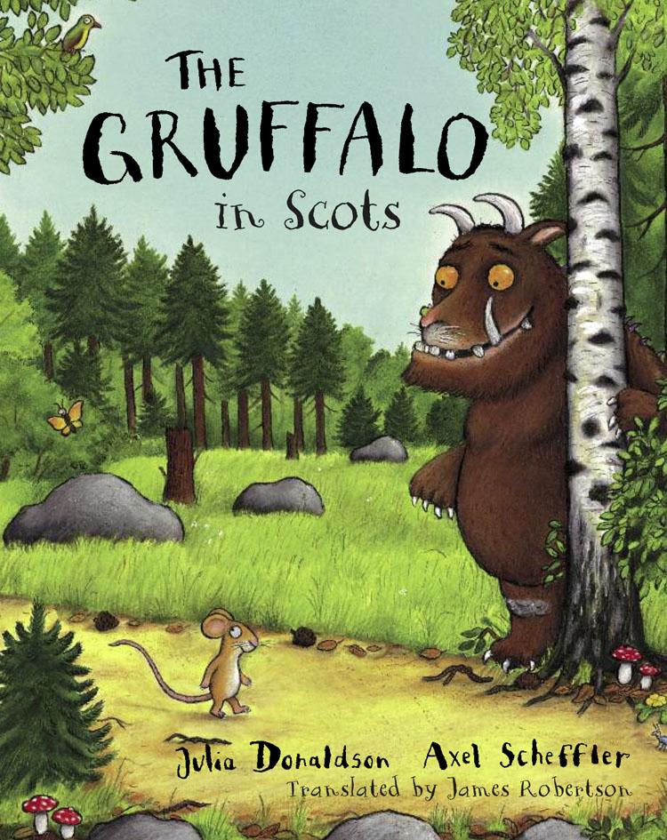 Gruffalo in Scots (Children's Book)