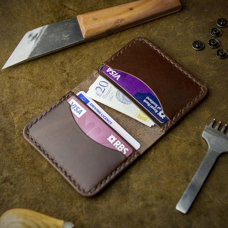Workshop After Six Double Side Card Wallet (5 Slot)