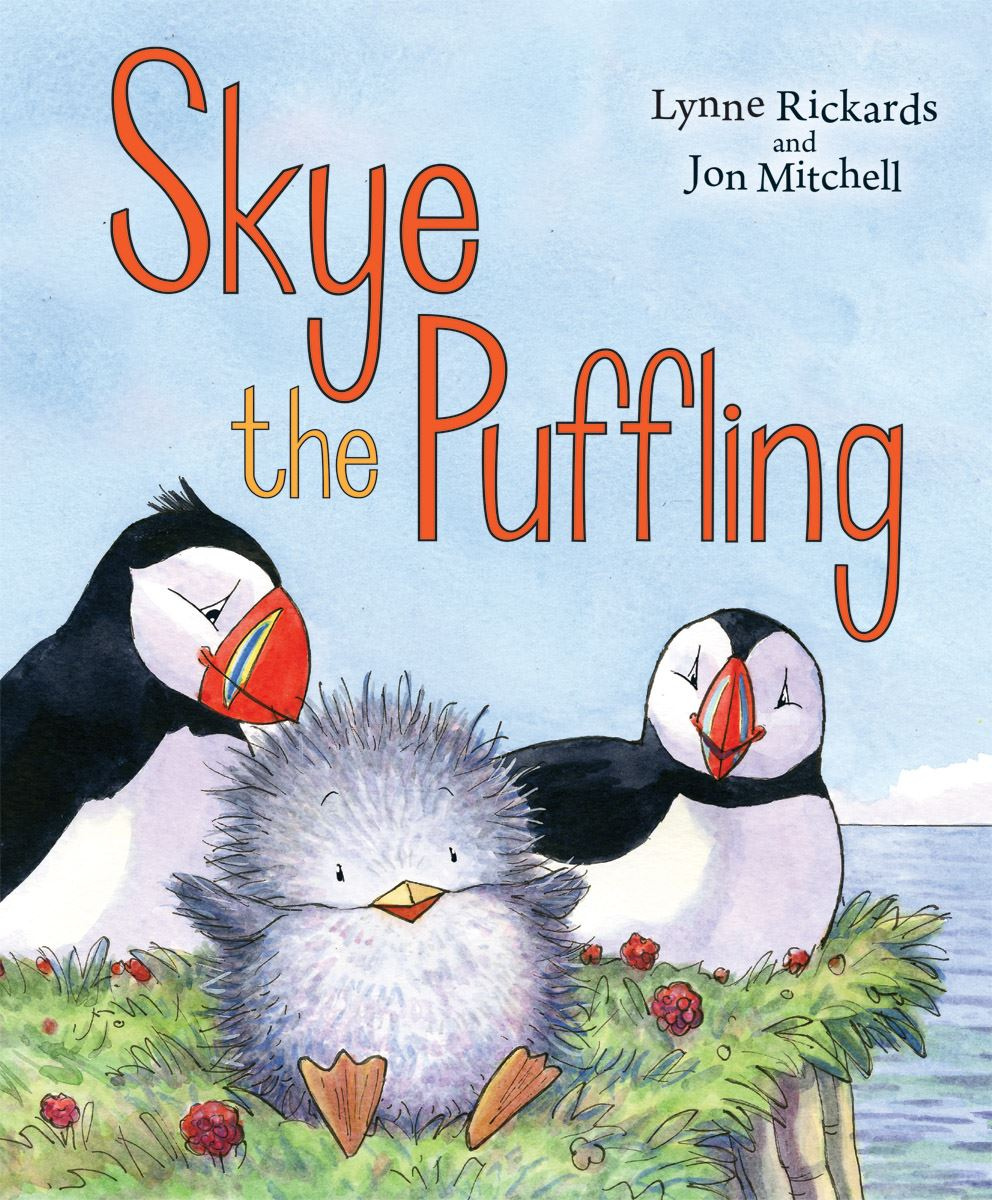 Skye The Puffling (Children's Book)