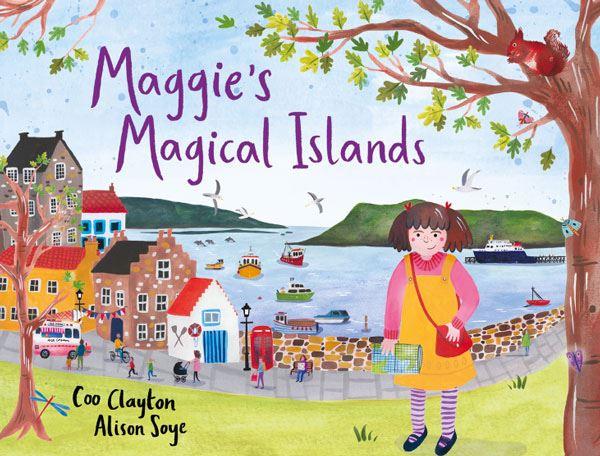 Maggie's Magical Islands (Children's Book)