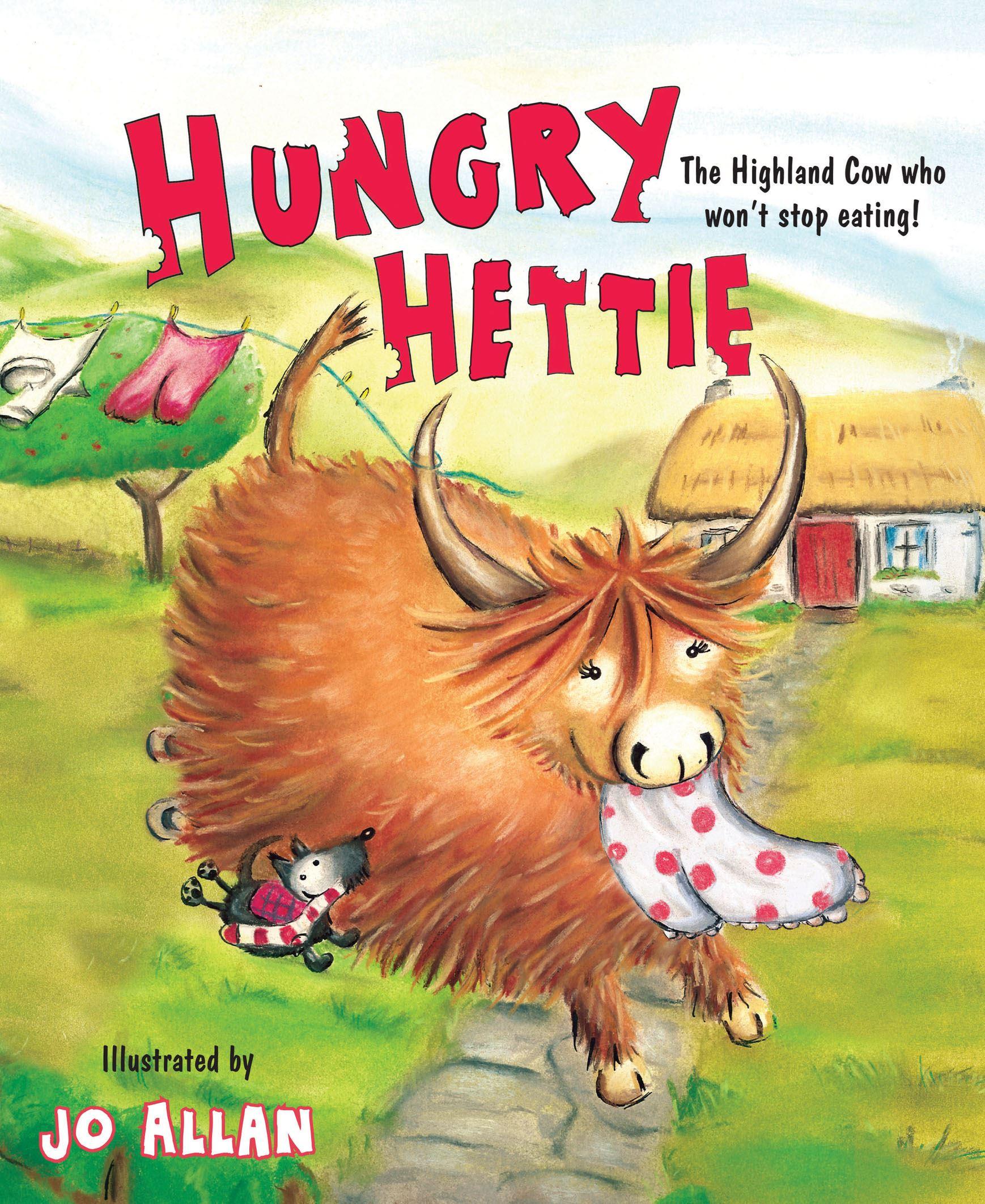 Hungry Hettie (Children's  Book)