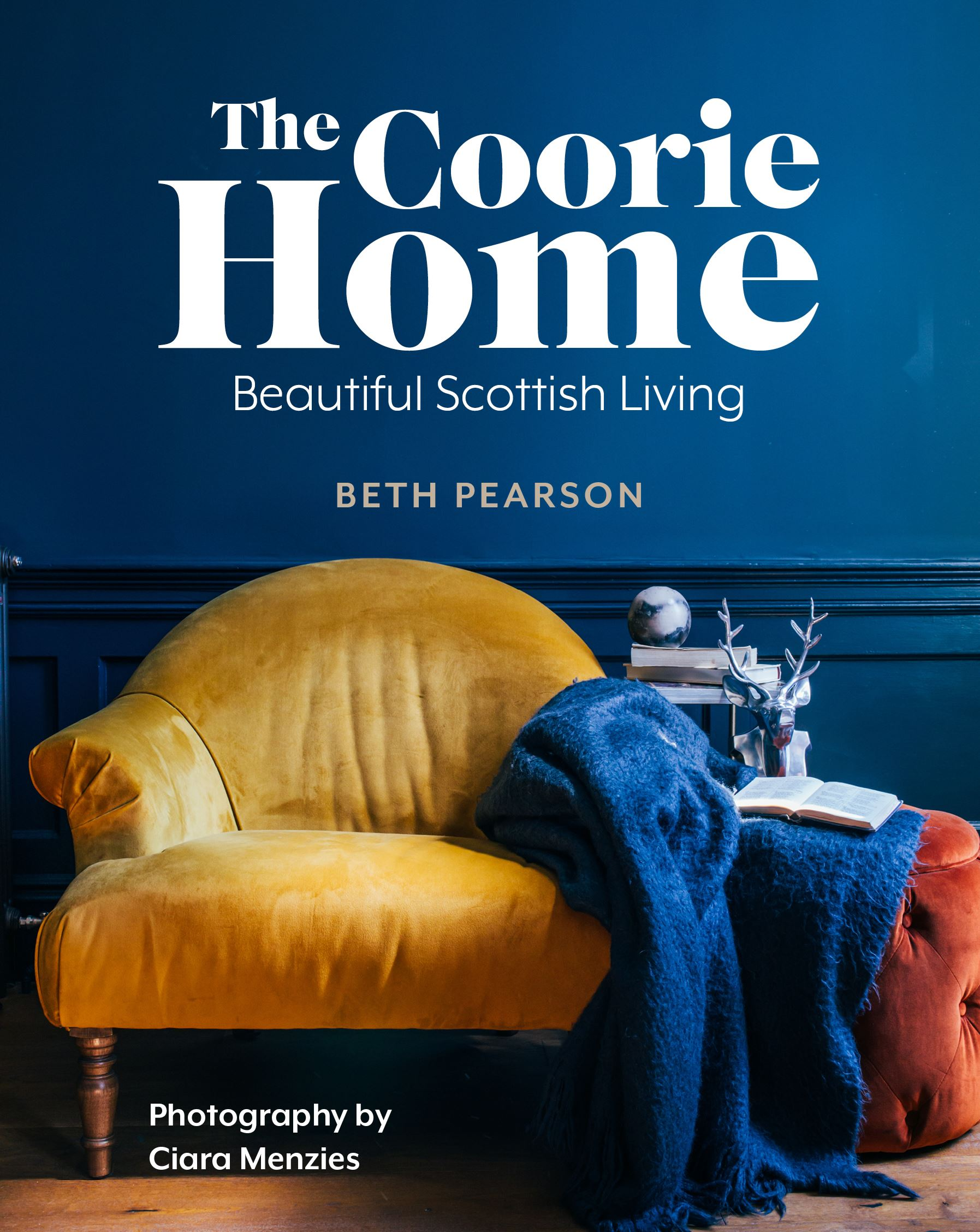 Coorie Home: Beautiful Scottish Living (Book)