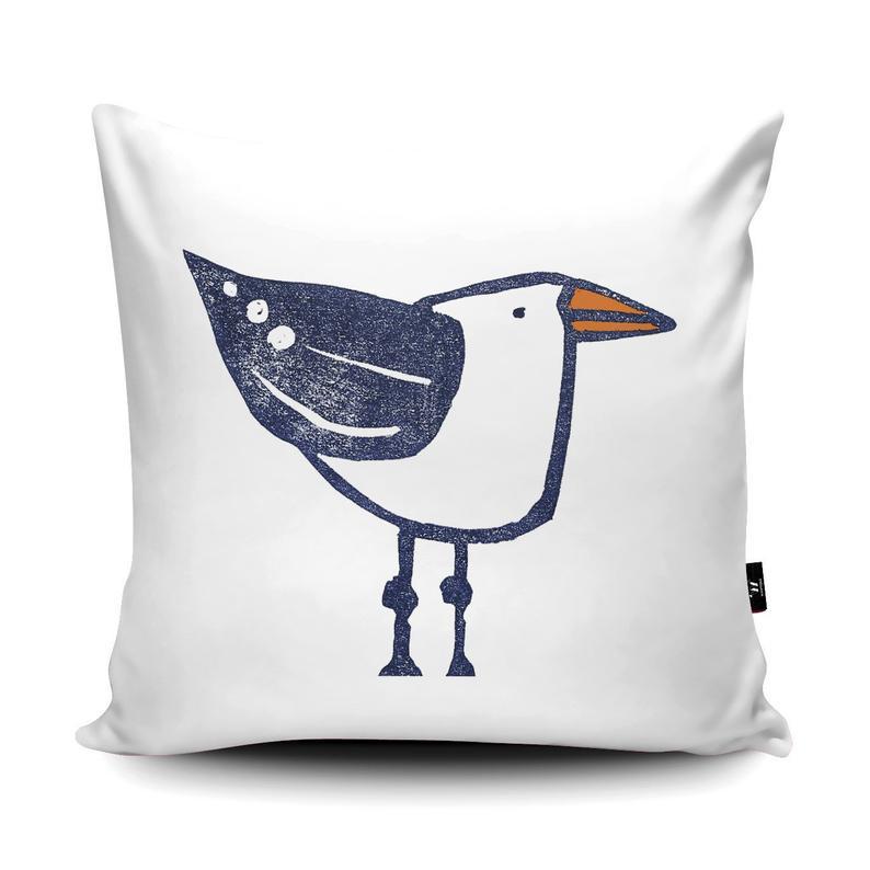 Wraptious Cushion Seagull