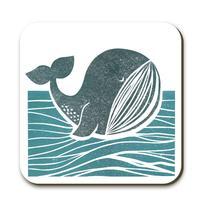Wraptious Coaster - Whale of time