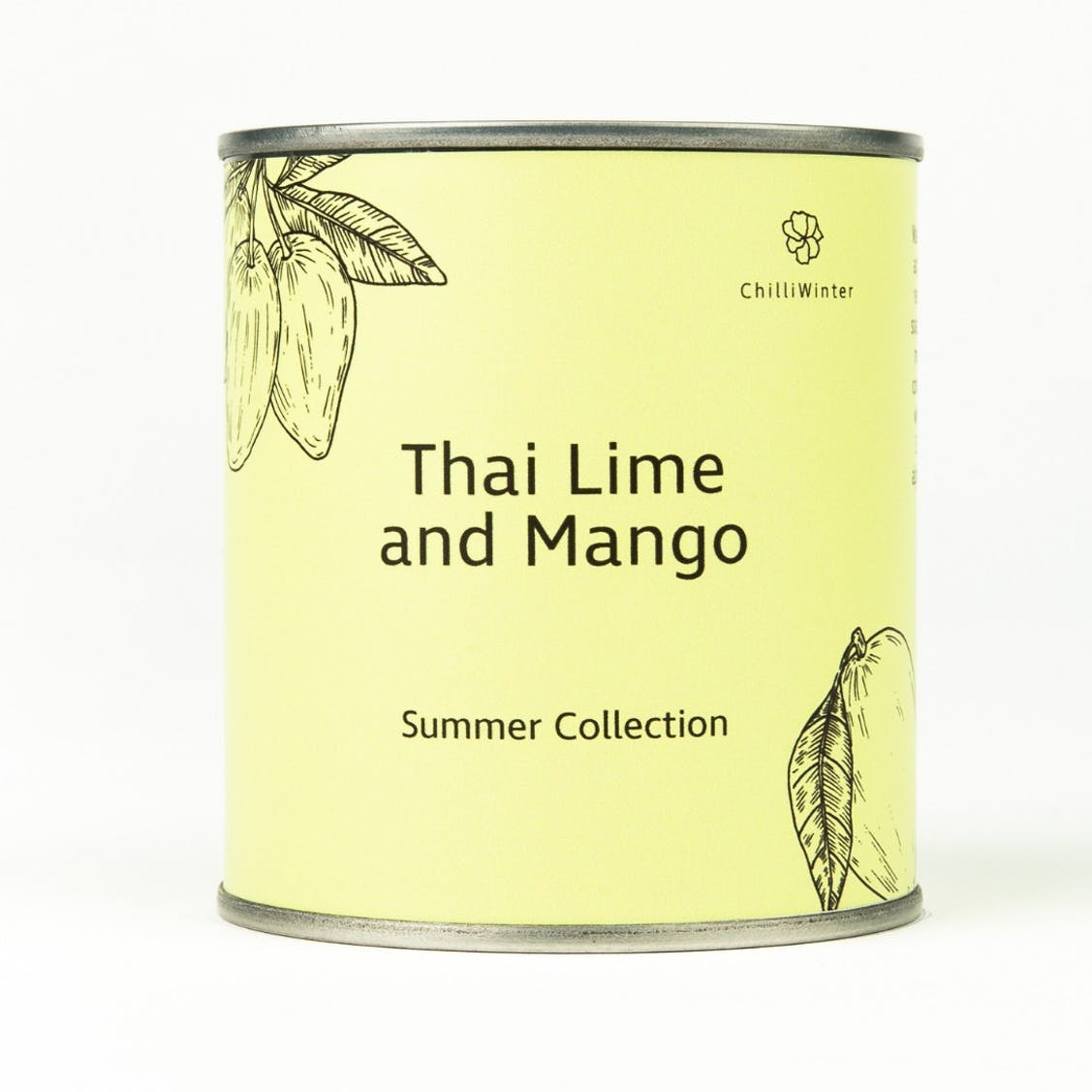 Chilliwinter Candle - Thai Lime and Mango
