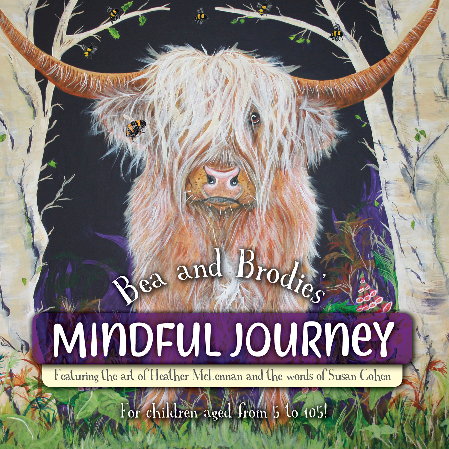 Bea and Brodie's Mindful Journey (Children's Book)