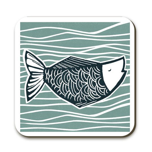 Wraptious Coaster - Catch of the Day