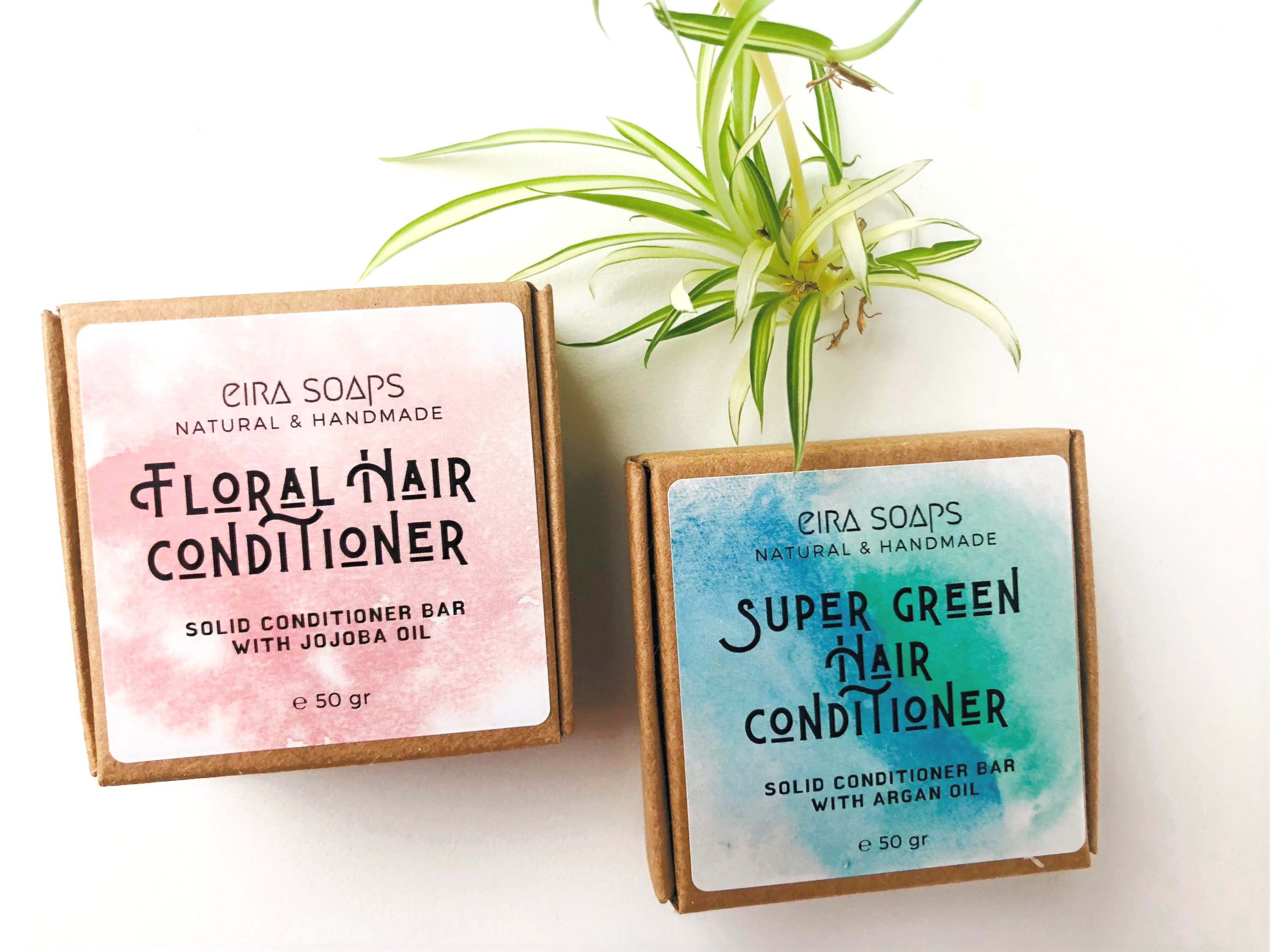 Eira Soaps Solid Hair Conditioner Bar