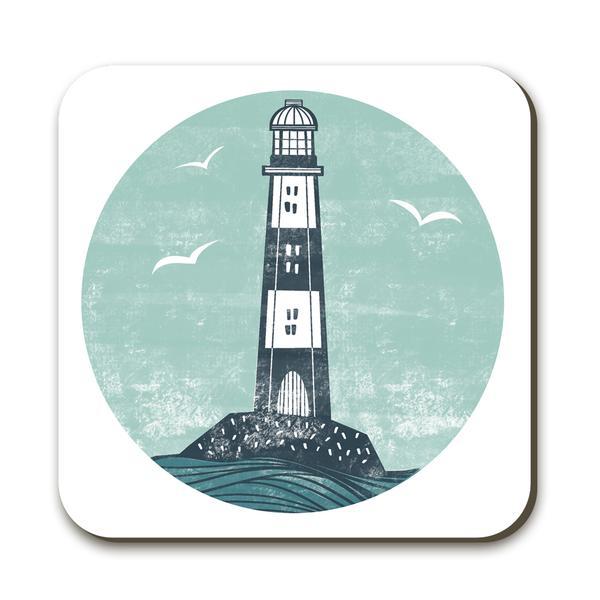 Wraptious Coaster - Lighthouse