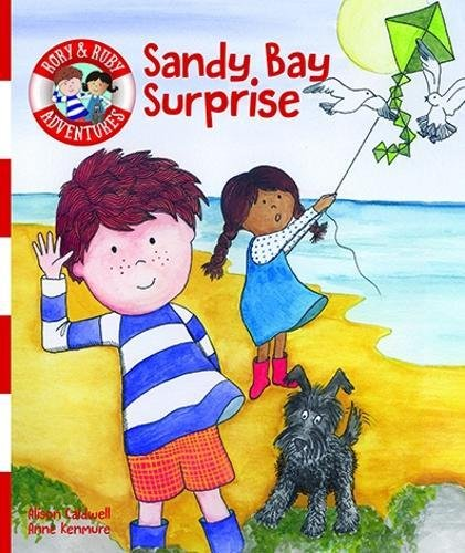 Sandy Bay Surprise (Rory and Ruby Adventures - Children's Book)