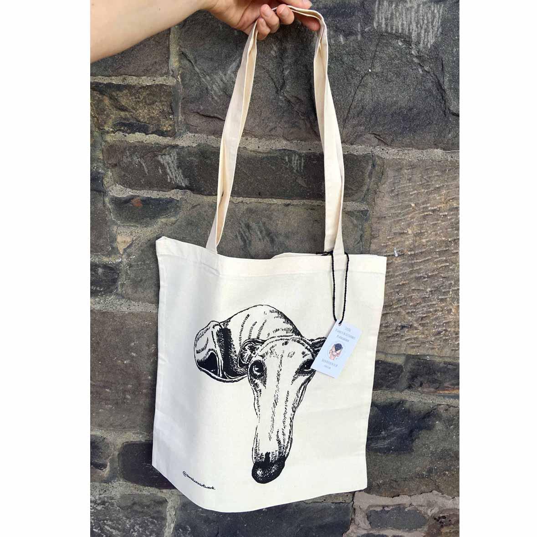 Sarah Cox Artworks  Tote Bag SC135 Long Nose