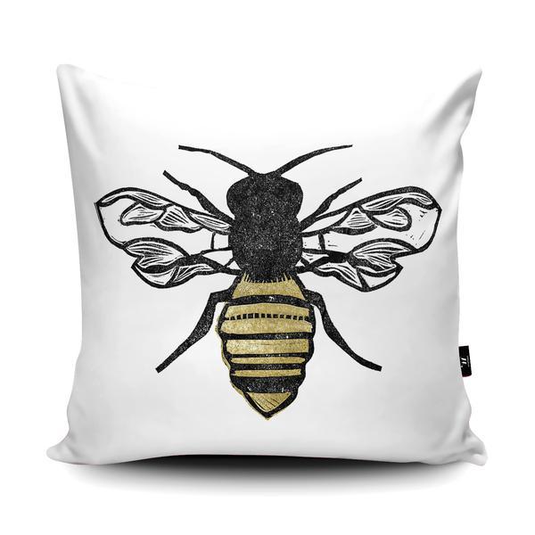 Wraptious Bee Cushion
