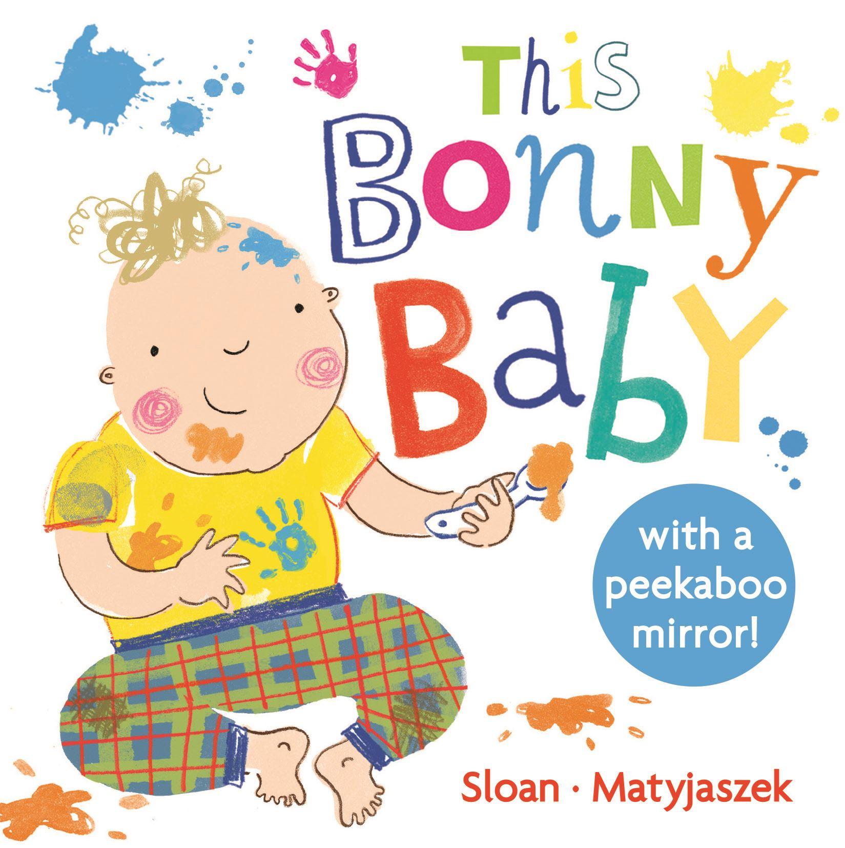 This Bonny Baby (Children's Board Book)