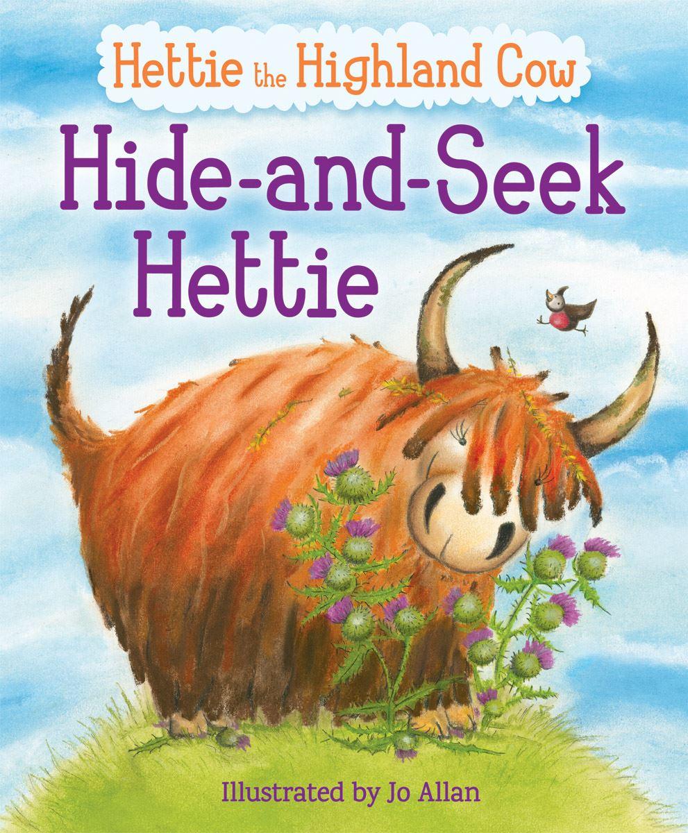 Hide and Seek Hettie (Children's Book)