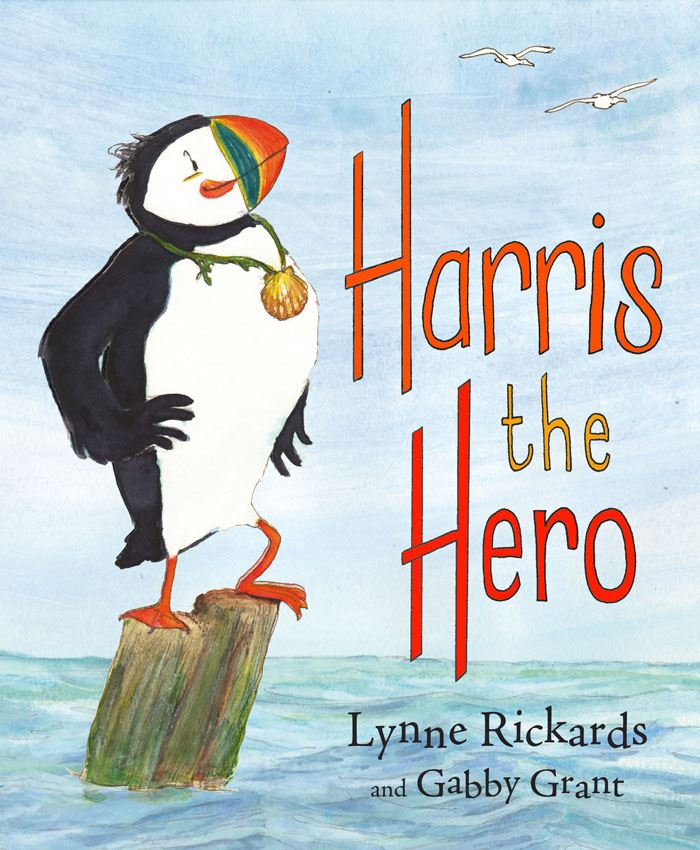 Harris the Hero (Children's Book)