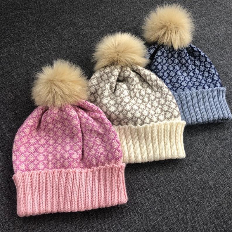 Drummie-Bee Baby Hats 0-3m
