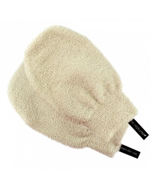 Naturel Bio Cotton cleaning Glove- puhdistuskinnas